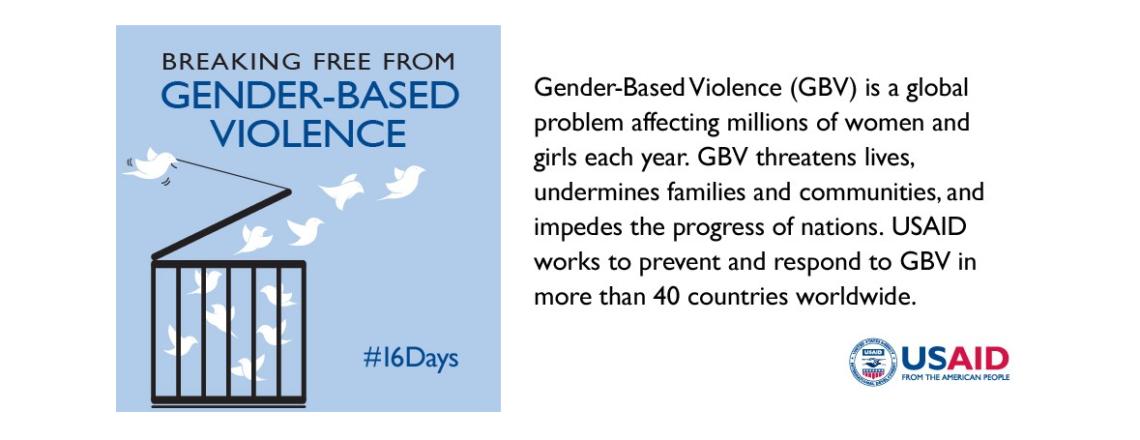 """Aktionstage """"16 Tage gegen Gewalt an Frauen"""""""