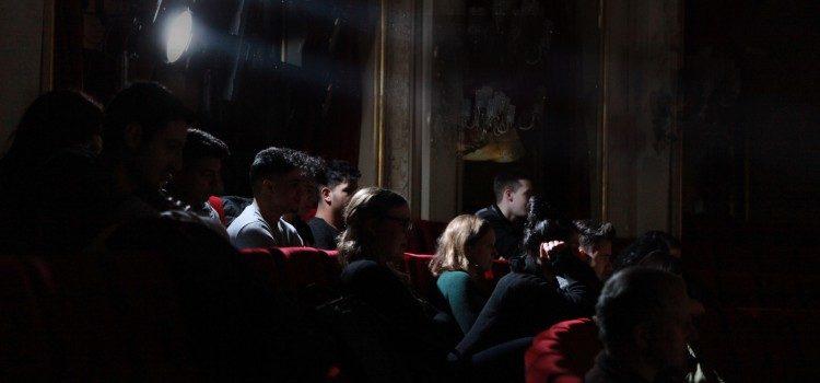 In der Komischen Oper