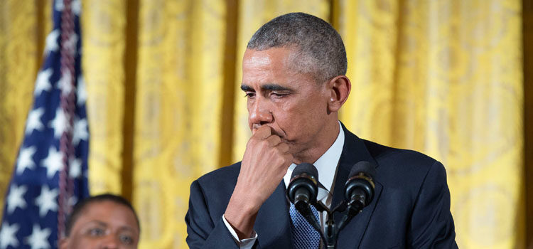 President Obama on gun violence