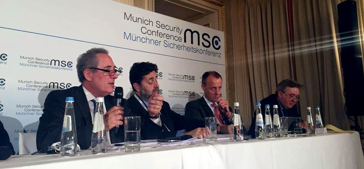Froman at Munich Security Conference