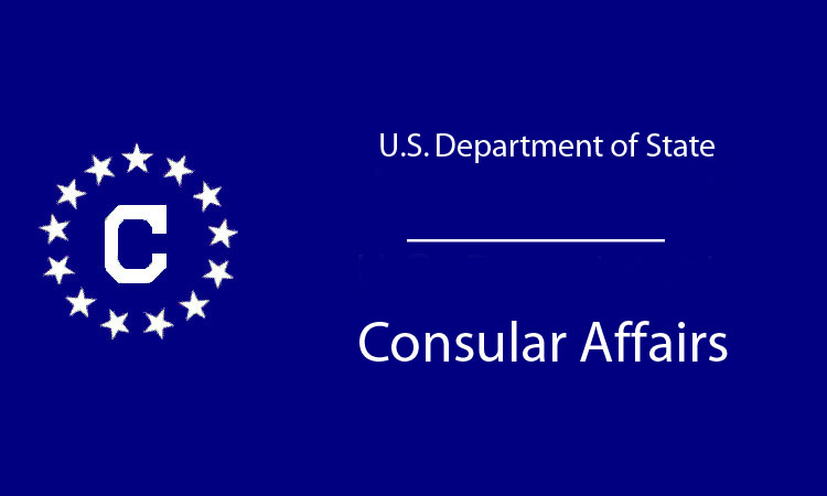 Logo Consular Section