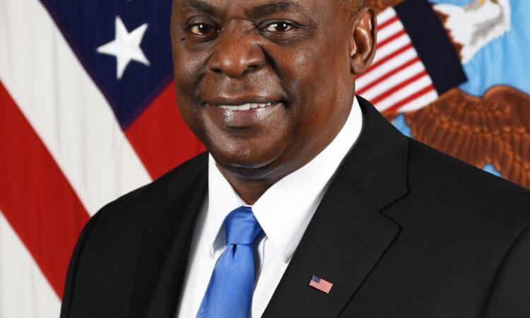US-Verteidigungsminister Lloyd J. Austin III.