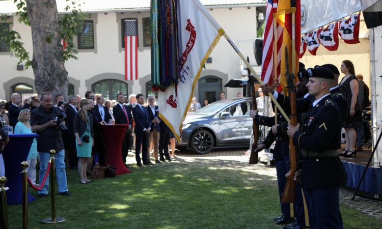 US-Generalkonsulat Leipzig feiert Independence Day