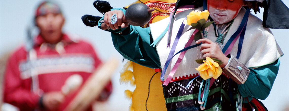 November is National American Indian Heritage Month