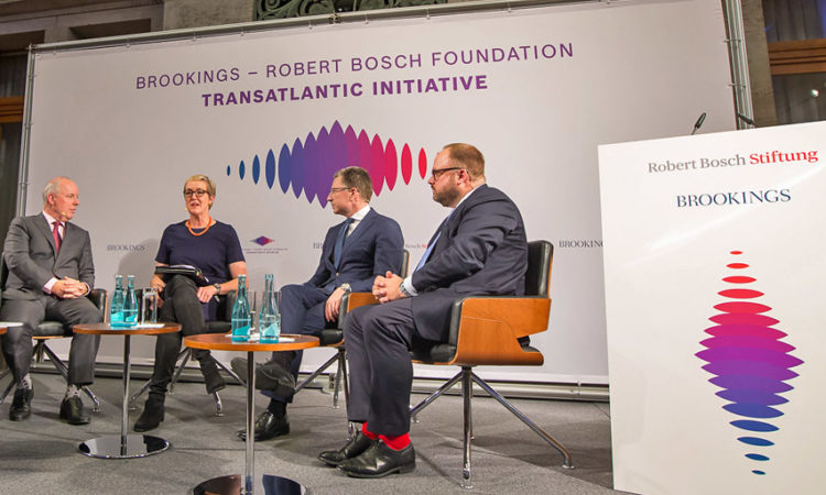 "Robert Bosch Foundation Transatlantic Initiative"" Launch Event"