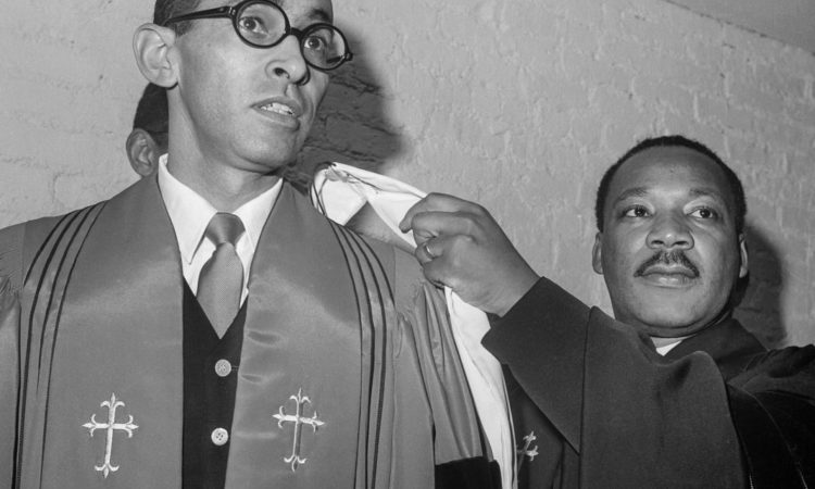 Reverend Wyatt Tee Walker (links) (Foto: Bettmann/Getty Images)
