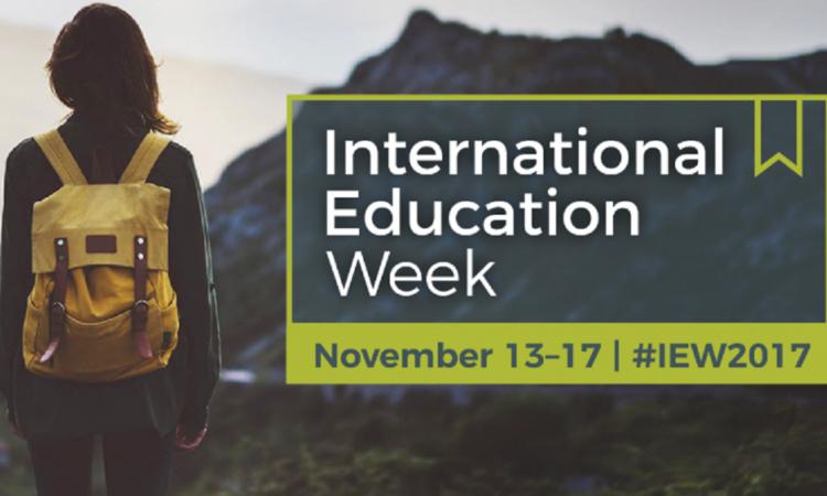 Internationale Bildungswoche 2017