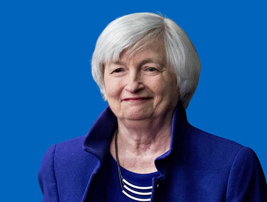 US-Finanzministerin Janet Yellen