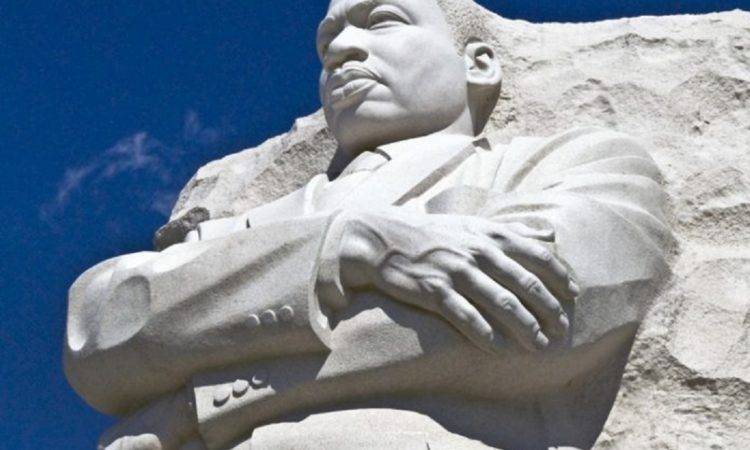 Statue zum Gedenken an Martin Luther King (Foto: US-Außenministerium)