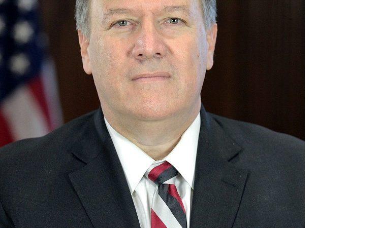 US-Außenminister Michael R. Pompeo (Foto: US-Außenministerium)