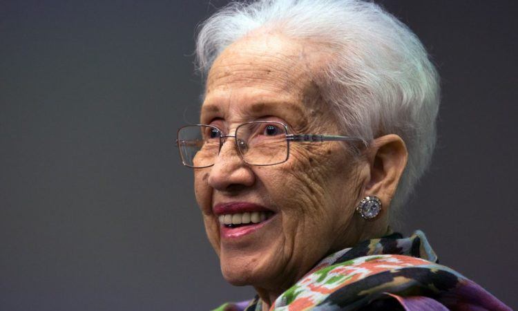 Katherine G. Johnson Foto: NASA
