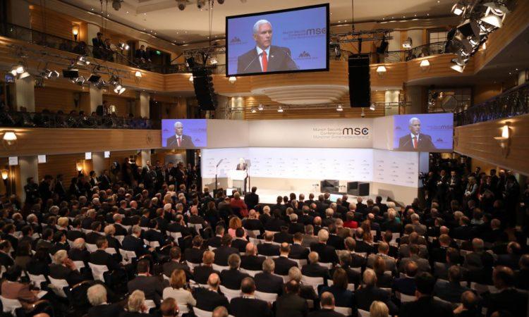 US-Vizepräsident Michael R. Pence Foto: US-Botschaft