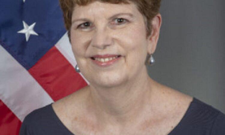 Geschäftsträgerin a. i. Robin Quinville
