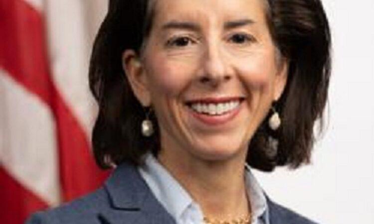 US-Wirtschaftsministerin Gina Raimondo