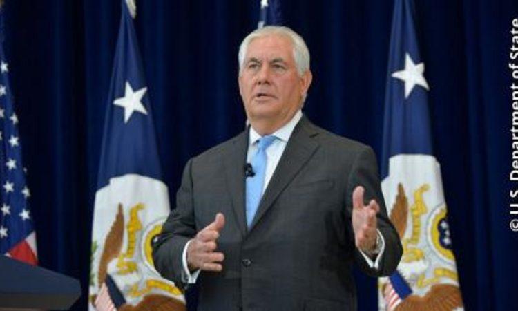 US-Außenminister Tillerson (Foto: US-Außenministerium)
