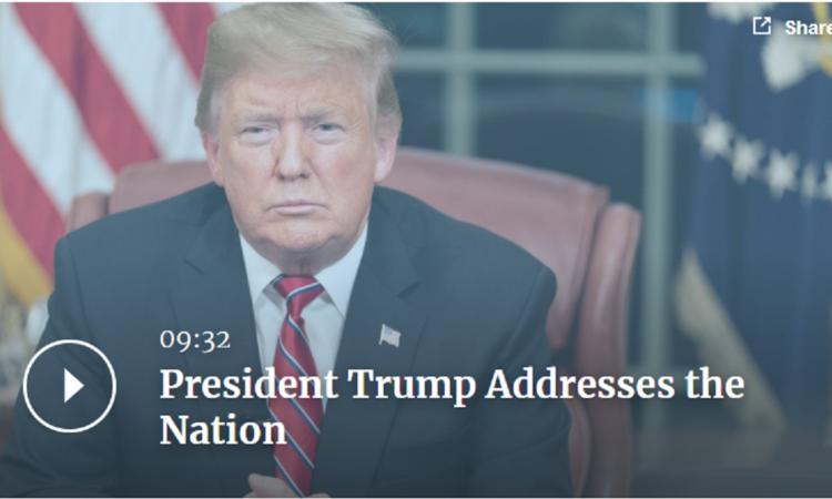 US-Präsident Donald J. Trump (Foto: Weißes Haus)