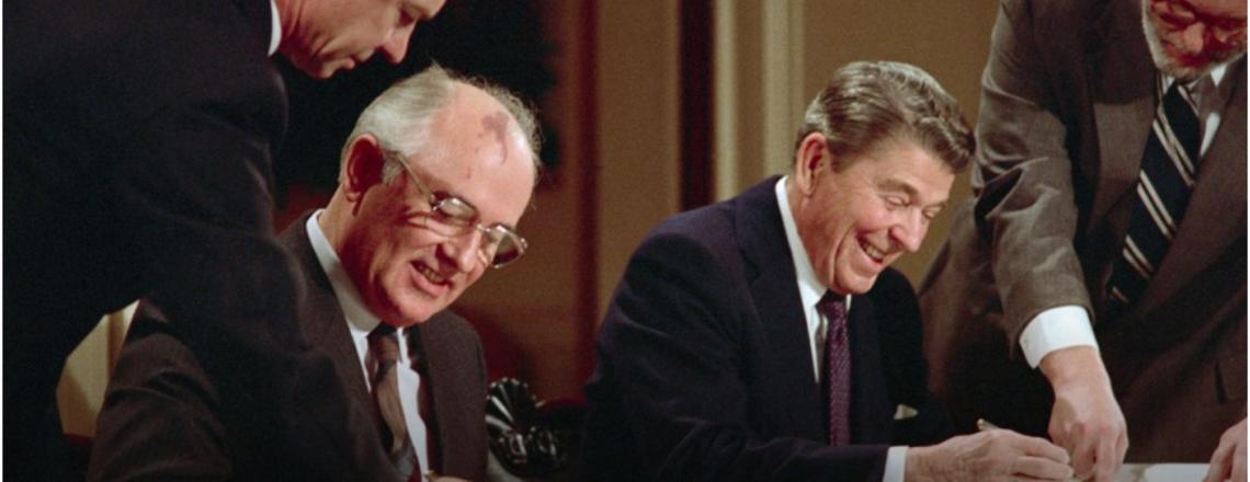 Rückzug aus dem INF-Vertrag
