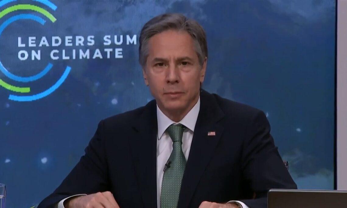 US-Außenminister Antony Blinken