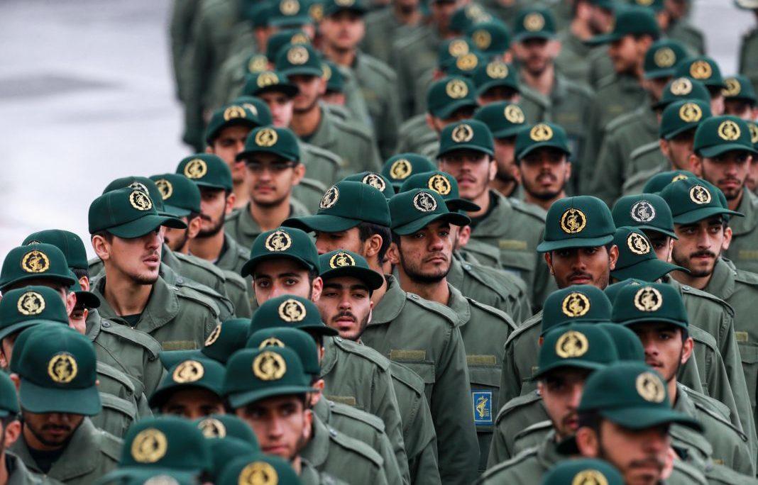 Soldaten der IRGC