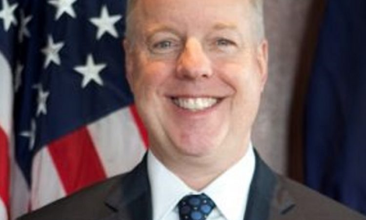 Geschäftsträger a. i. Kent Logsdon (Foto: US-Botschaft Berlin)