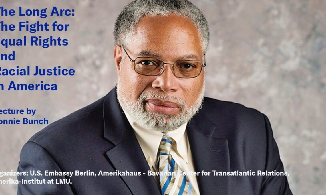 Secretary of the Smithsonian Lonnie G. Bunch III
