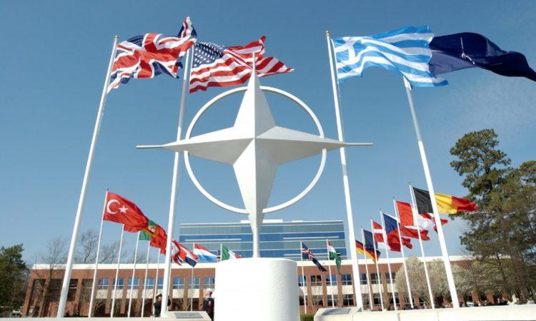 NATO-Hauptquartier in Brüssel