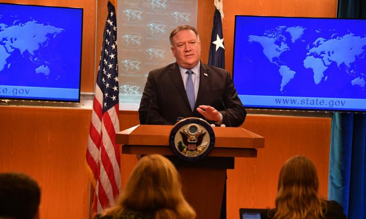 US-Außenminister Mike Pompeo (Foto: US-Außenministerium)