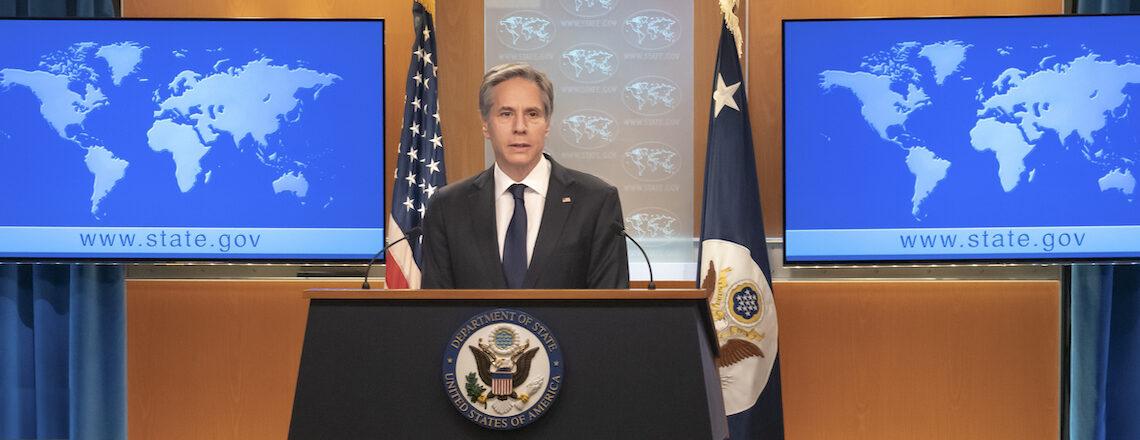 Lernen Sie Bidens neuen Außenminister kennen: Antony Blinken