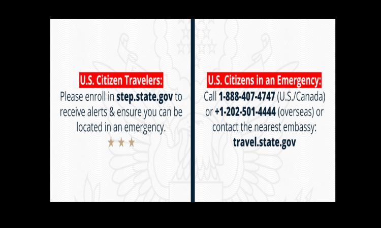 Smart Traveler Enrollment Program