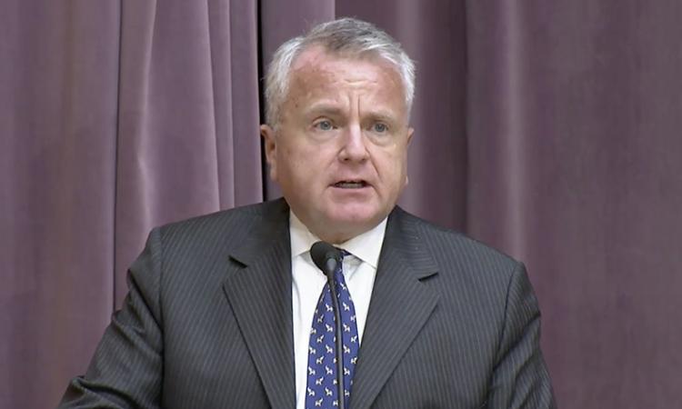 Stellv. Außenminister John J. Sullivan