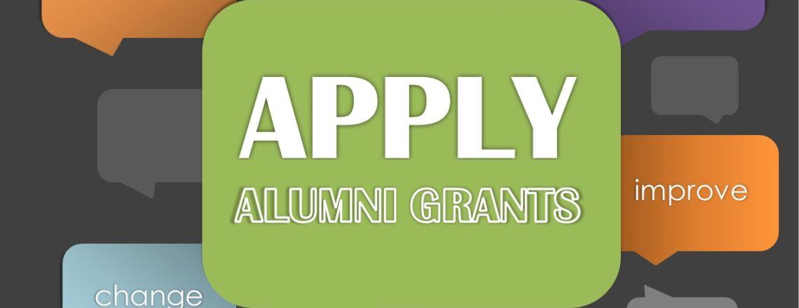 The Alumni Small Grants Program 2020