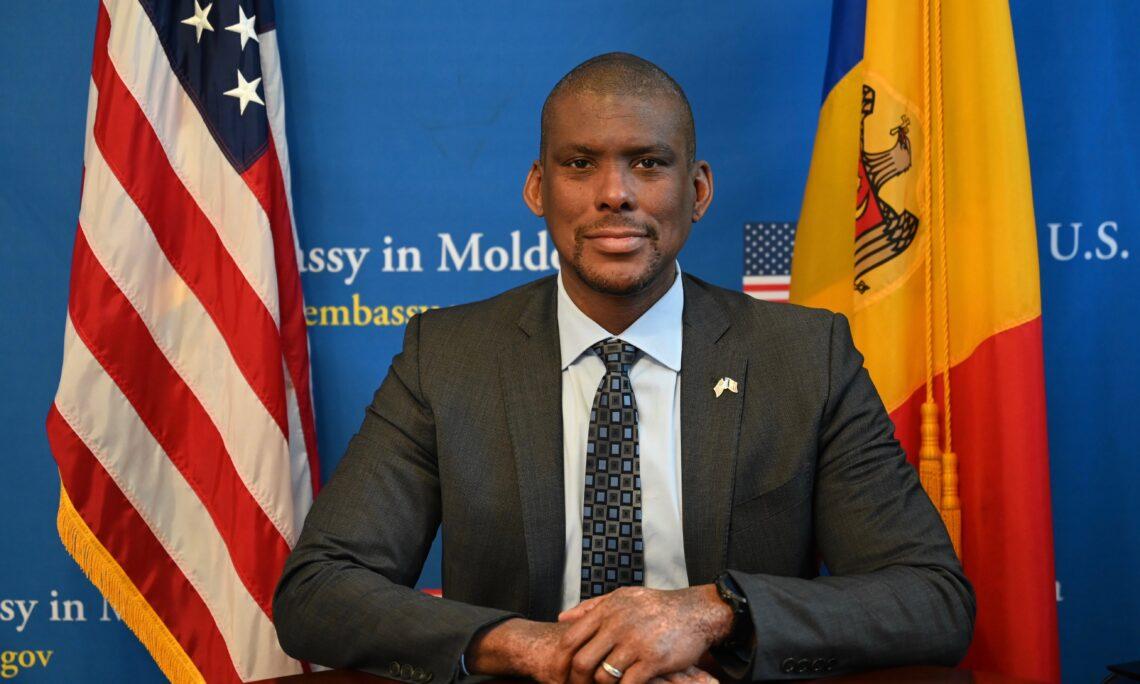 Ambassador Dereck J. Hogan