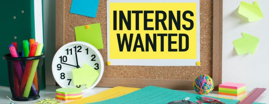 Spring 2020 Internship Announcement