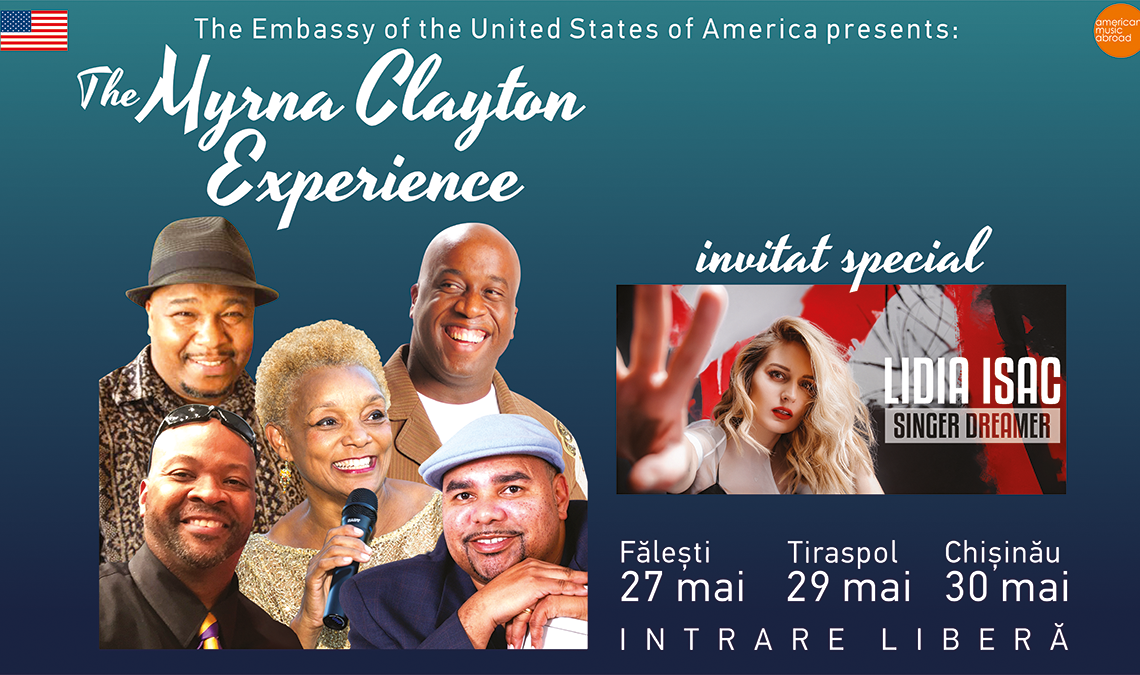 Jazz ensemble the Myrna Clayton Experience To Perform In
