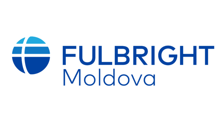 Fulbright Moldova logo