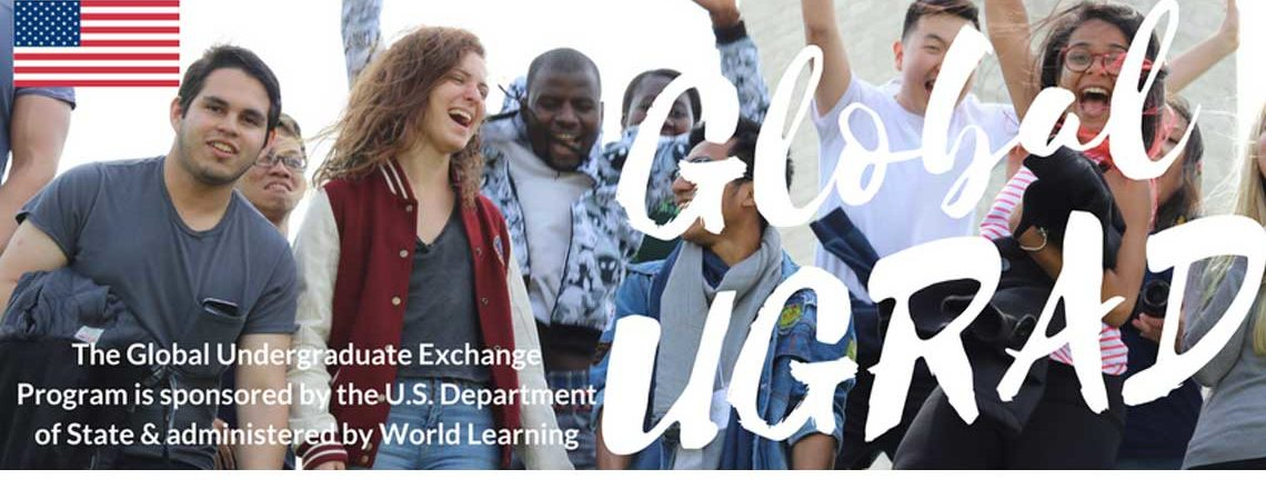 Apply for the Global UGRAD exchange program for undergraduate students