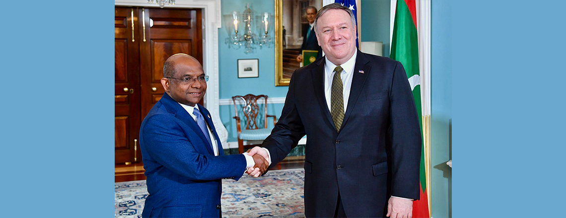 U.S.-Maldives Cooperation