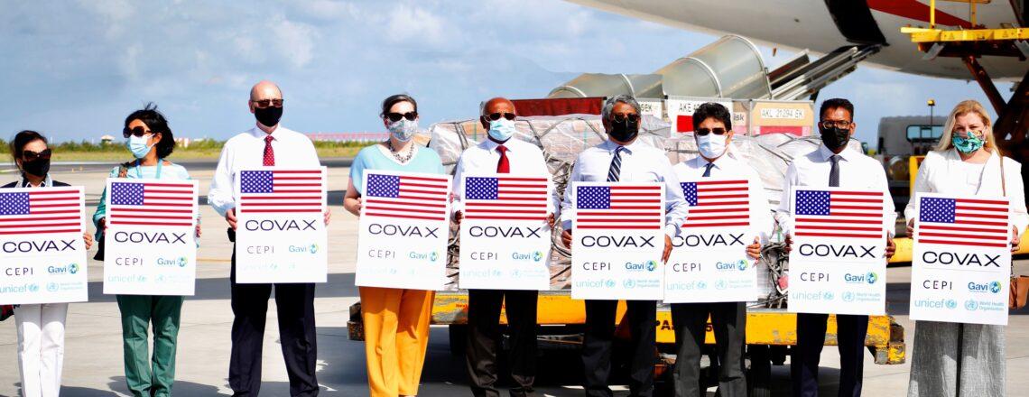 U.S. donates 128,700 Pfizer-BioNTech COVID-19 vaccines to Maldives