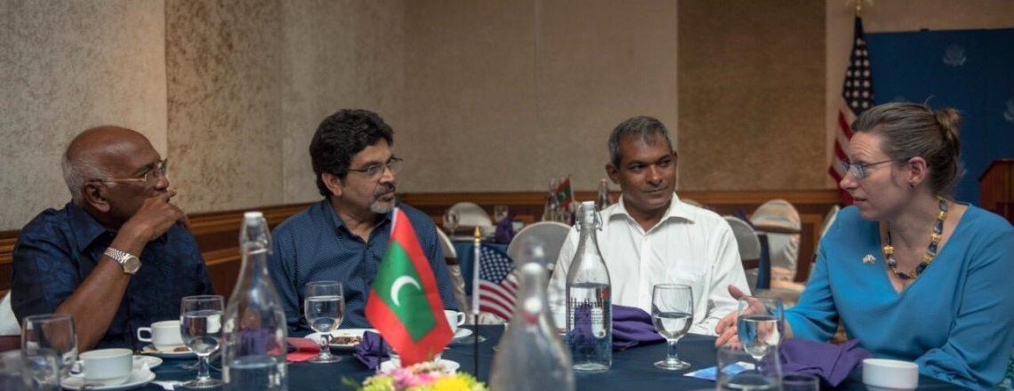 U.S. Embassy Hosts Roadha Veellun in Maldives