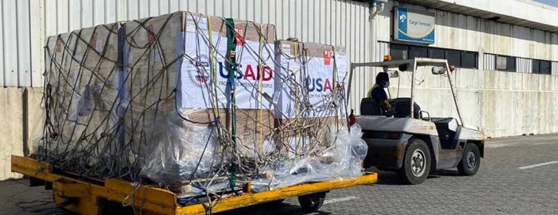 U.S. donates 100,000 Rapid Diagnostic Tests to Maldives for early COVID-19 detection