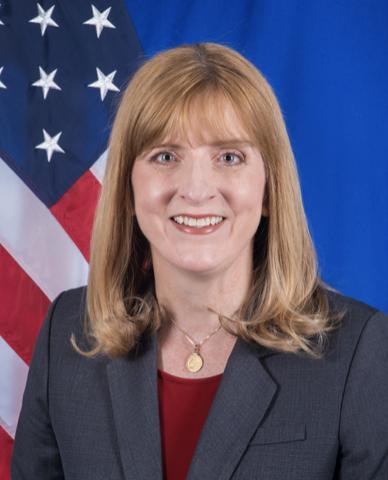 Photo of Ambassador Melanie Harris Higgins