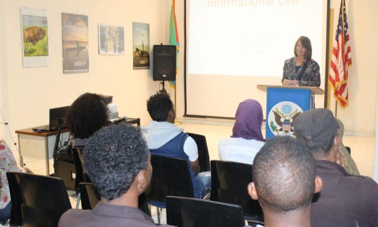 Speaker's Series on Career Development