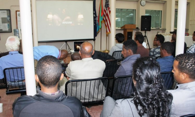 Embassy Asmara Celebrates Martin Luther's Birthday