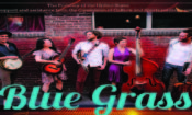 Blue Grass poster- slide show
