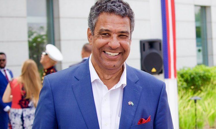 Ambassador Joel Danies – U.S. Embassy Website 2