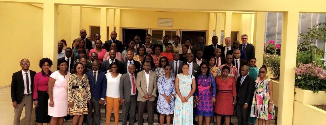 54 magistrats gabonais terminent leur formation sur la traite des êtres humains