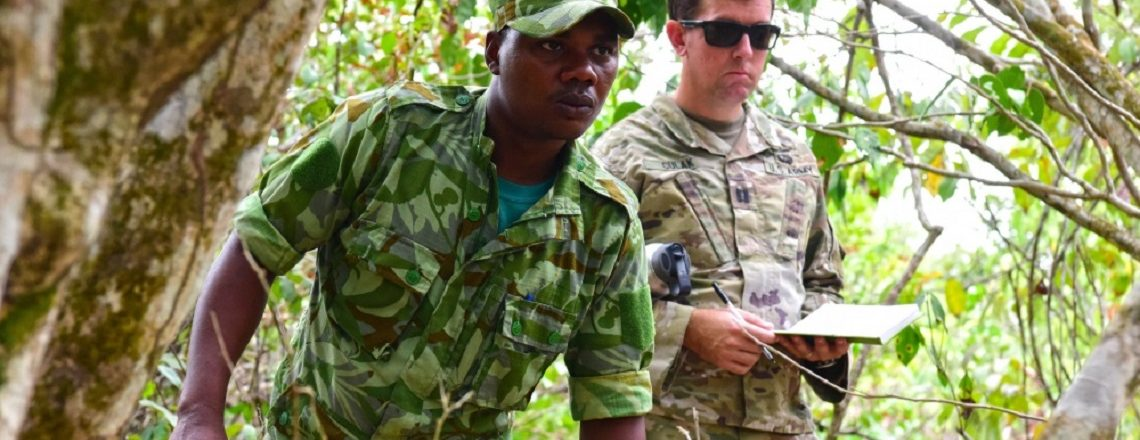 Counter illicit trafficking training enhances partnerships, protects wildlife