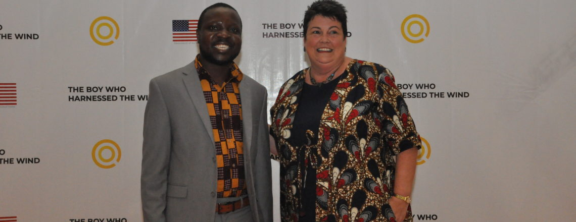 The Boy Who Harnessed Wind Film Premiere