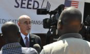 Ambassador Scott at SEED Launch
