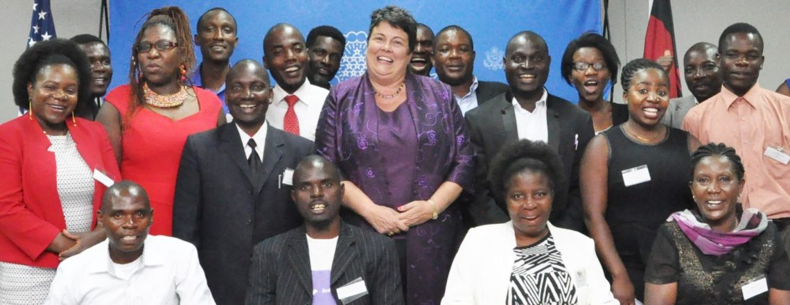 U.S. Ambassador funds eight social and economic small grants across Malawi